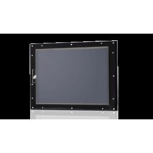 21,5'' Встраиваемый промышленный антивандальный резистивный сенсорный монитор Open Frame, стекло 2,1 мм, TG-серия