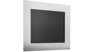 15'' Встраиваемый антивандальный акустический сенсорный монитор Easy Mount, 1 касание, RS232, DVI, HDMI, EM-серия