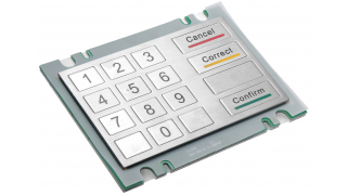 Клавиатура цифровая KeyPad TG2160, PS/2, En