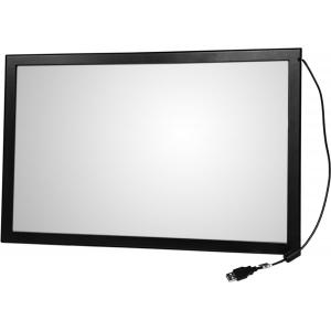 """22"""" (21,5) Сенсорный инфракрасный экран с антивандальным стеклом, мультитач, 4 касания, S-серия"""