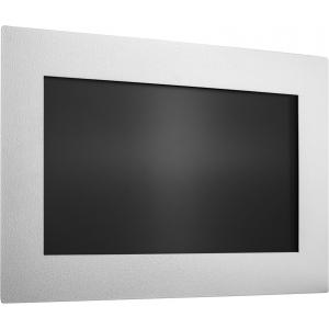 22'' Встраиваемый промышленный резистивный сенсорный монитор Easy Mount, стекло 2,1 мм, EM-серия