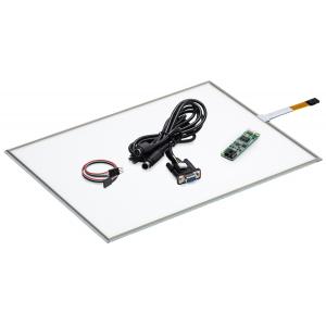 """19"""" Сенсорный резистивный экран W4R (4-проводной), c контроллером RS232 W5R"""