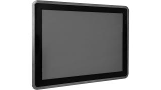 """17"""" Промышленный безвентиляторный резистивный панельный компьютер (моноблок)"""