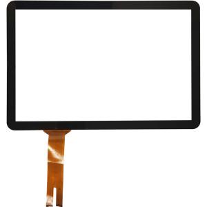 """19"""" Сенсорный проекционно-ёмкостный широкоформатный экран, мультитач до 10 касаний, 4,3 мм, комплект"""