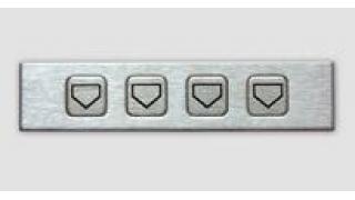Боковые кнопки к цифровой клавиатуре TG2024 с рисунком