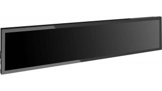 """49,5"""" Встраиваемый промышленный вытянутый (полосковый) дисплей со встроенным медиаплеером, DS-серия"""