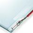 """24"""" Сенсорный широкоформатный (16:9) акустический экран, 4 мм, D-серия, комплект (контроллер USB, провод)"""