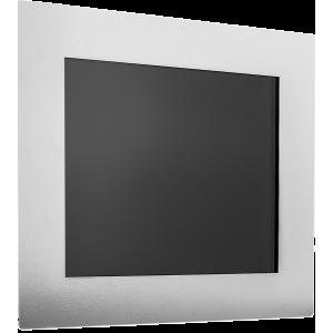 """19"""" Встраиваемый антивандальный акустический сенсорный монитор Easy Mount, с антибликовым покрытием, 2 касания, EM-серия"""
