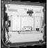 """19"""" Встраиваемый антивандальный акустический сенсорный монитор Open Frame, с антибликовым покрытием, 2 касания, TG-серия"""