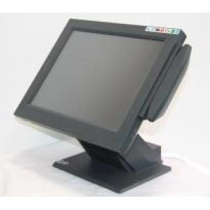 15'' Резистивный сенсорный POS моноблок KPT-150R-MSR