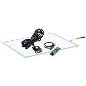 """12,1"""" Сенсорный резистивный экран W4R (4-проводной), c контроллером RS232 W5R"""