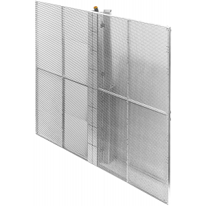 Прозрачный светодиодный экран TG-TD10-50