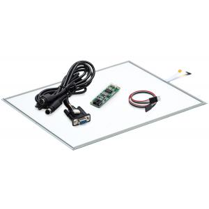 """15"""" Сенсорный резистивный экран W4R (4-проводной), c контроллером RS232 W5R"""