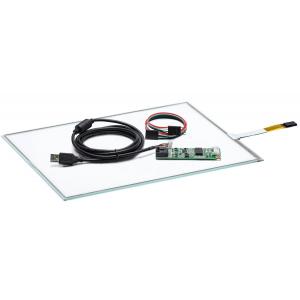 """15"""" Сенсорный резистивный экран W4R (4-проводной), антибликовый, c контроллером USB W4R"""