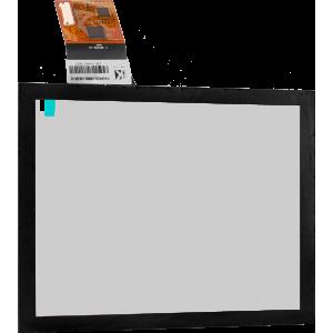"""8"""" Сенсорный проекционно-ёмкостный экран, мультитач до 10 касаний, 1,8 мм, комплект"""