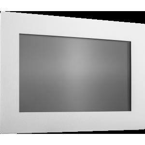18,5'' Встраиваемый антивандальный акустический сенсорный монитор Easy Mount, с антибликовым покрытием, 2 касания, EM-серия