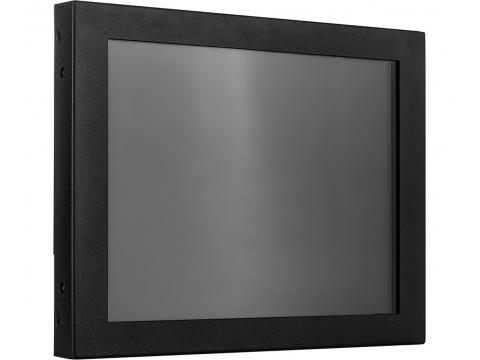10,4'' Встраиваемый промышленный резистивный сенсорный монитор Open Frame, стекло 1,4 мм, KT-серия