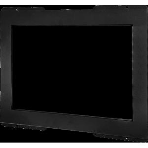 """15"""" Сенсорный инфракрасный экран с антивандальным стеклом и монтажными уголками, G-серия, RS232"""