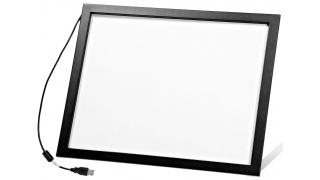 """15"""" Сенсорный инфракрасный экран с антивандальным стеклом, G-серия, RS232"""