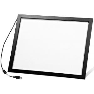 """15"""" Сенсорный  инфракрасный экран с антивандальным стеклом, G-серия, USB"""