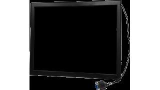 """19"""" Сенсорный инфракрасный экран с антивандальным стеклом, G-серия, RS232"""