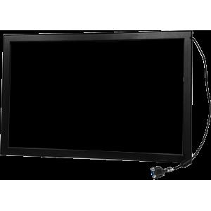 """19""""  Сенсорный инфракрасный экран с антивандальным стеклом, широкоформатный 16:10, G-серия, RS232"""