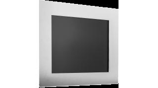 19'' Встраиваемый антивандальный резистивный сенсорный монитор Easy Mount, стекло 2,1 мм, EM-серия