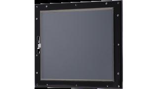 19'' Встраиваемый антивандальный резистивный сенсорный монитор Open Frame, стекло 2,1 мм, TG-серия
