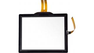 """17"""" Сенсорный проекционно-ёмкостный экран, мультитач до 10 касаний, 6 мм, комплект"""