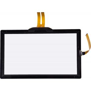 """22"""" (21,5"""") Сенсорный проекционно-ёмкостный экран, мультитач до 10 касаний, 6 мм, комплект"""