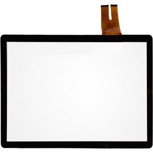 """12,1"""" Сенсорный проекционно-ёмкостный экран, мультитач до 10 касаний, 2,4 мм, комплект"""