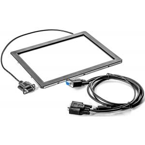 """12"""" Сенсорный инфракрасный экран с антивандальным стеклом, E-серия, RS232"""