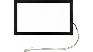 """22"""" Сенсорный акустический экран в рамке, 4 мм, P-серия, комплект (контроллер USB, провод)"""