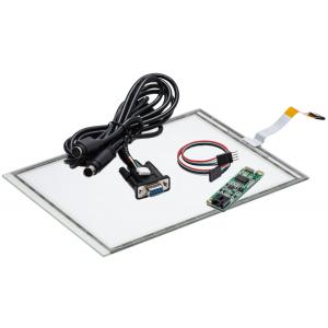 """10,4"""" Сенсорный резистивный экран W4R (5-проводной), c контроллером RS232 W5R"""