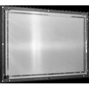 """24"""" Встраиваемый антивандальный акустический сенсорный монитор Open Frame, 1 касание, TG-серия"""