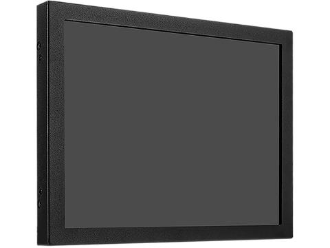 12'' Встраиваемый промышленный резистивный сенсорный монитор Open Frame, KT-серия