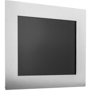 10.4'' Встраиваемый антивандальный акустический сенсорный монитор Easy Mount, 1 касание, HDMI, DVI, EM-серия
