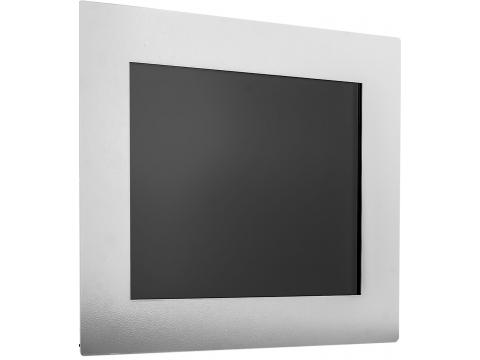 10,4'' Встраиваемый антивандальный акустический сенсорный монитор Easy Mount, 1 касание, HDMI, DVI, EM-серия