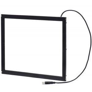 """12"""" Сенсорный инфракрасный экран с антивандальным стеклом, E-серия, USB"""