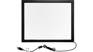 """17"""" Сенсорный инфракрасный экран с антивандальным стеклом, мультитач до 6 касаний, E-серия"""