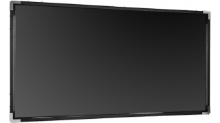 """55"""" Встраиваемый промышленный инфракрасный сенсорный монитор Open Frame, до 10 касаний, KT-серия"""