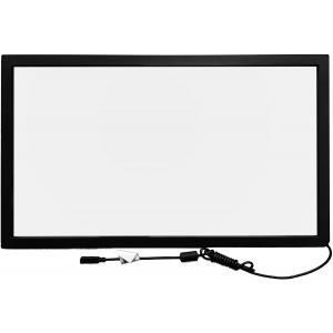 """21,5"""" Сенсорный инфракрасный экран с антивандальным стеклом, мультитач до 6 касаний, E-серия"""