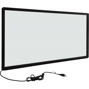 """32"""" Сенсорный инфракрасный экран с антивандальным стеклом, мультитач до 40 касаний, E-серия"""