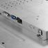 19'' Встраиваемый промышленный проекционно-ёмкостный сенсорный монитор Open Frame, до 10 касаний, стекло 4,3 мм, DVI, PureFlat-серия