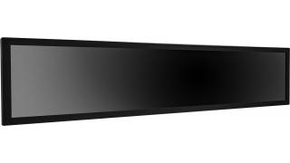 """28"""" Встраиваемый промышленный вытянутый (полосковый) дисплей со встроенным медиаплеером, DS-серия"""