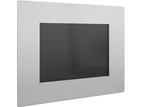 10,4'' Встраиваемый антивандальный резистивный сенсорный монитор Easy Mount, стекло 1,4 мм, EM-серия