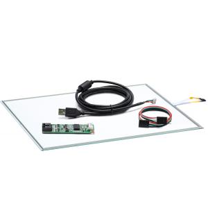 """12,1"""" Сенсорный резистивный экран W4R (4-проводной), А1, комплект c контроллером USB W4R"""
