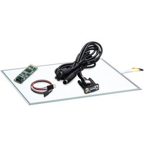 """12,1"""" Сенсорный резистивный экран W4R (4-проводной), А1, c контроллером RS232 W5R"""