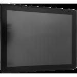 17'' Встраиваемый промышленный сверхъяркий проекционно-ёмкостный сенсорный монитор Open Frame с датчиком света, до 10 касаний, PureFlat-серия