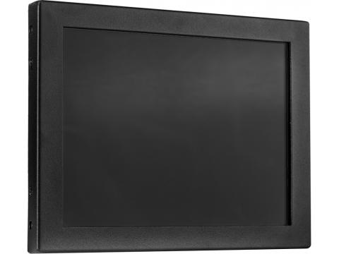 8'' Встраиваемый промышленный проекционно-емкостный сенсорный монитор Open Frame, мультитач до 10 касаний, DVI, HDMI, KT-серия